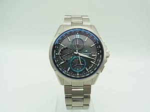 【質カトウ】カシオ CASIO オシアナス OCW-T2600-1AJF メンズ 【中古】 【腕時計】