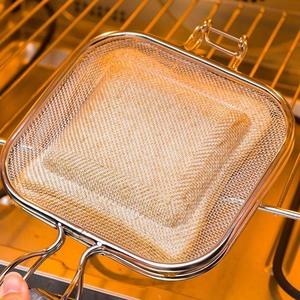 サンドメーカーメッシュ ホットサンド グリル 焼きパン