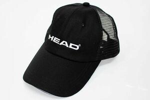 ★HEAD GOLF TOUR ヘッド ゴルフ ツアー 新作!新品 メンズ 吸汗速乾 キャップ 帽子 ハット メッシュ セール 黒 [260-CAPBLK]一 七★QWER★