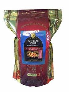 コーヒー豆 スペシャル ドリップ ブレンド 2.2lb( 1Kg ) 【 豆 のまま 】 100% アラビカ コーヒー クラシカ