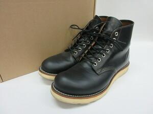■1000円~ 美品 レッドウィング REDWING 9870 IRISH SETTER アイリッシュセッター ブーツ 25.5㎝