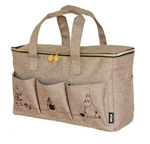 ムーミン トートバッグ 旅行 トラベルバッグ マザーバッグ 付録 雑誌 大きめ ピクニック ピクニックバッグ おむつ トート 鞄