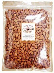 アーモンド アメリカ産 今年度産 1kg 素焼き ExtraNo.1等級 新物入荷 無塩 無添加