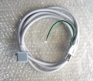 アップル純正 Power Mac G5 Late 2005用 Volex C19 電源ケーブル 1.8m