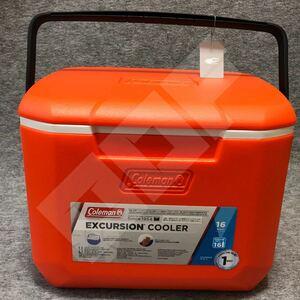 コールマン エクスカーションクーラー 16QT オレンジ
