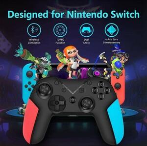 Nintendo Switch Bluetooth ワイヤレス コントローラー