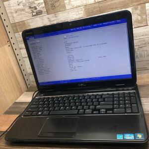ジャンク!DELL Inspiron i7 2670QM 2.20GHz HDD640GB P29520