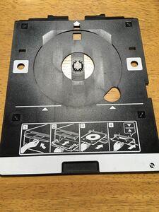 送料込 EPSON CDトレイ ディスクレーベル印刷 EP-811AW エプソン CDトレー 中古純正