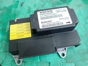 Volvo 40 CBA-MB5244 air bag control module 16496958