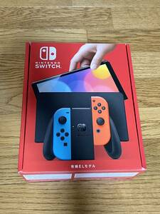 Nintendo Switch 有機ELモデル ネオンブルー ネオンレッド 送料込み 即決 クーポン対象