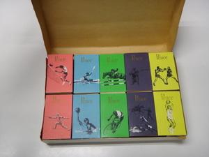 ☆1964年東京オリンピック記念パッケージ ピースPeace 空箱 全20種類 日本専売公社 ☆40