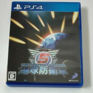 地球防衛軍5  PS4
