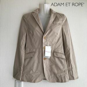 ADAM ET ROPE'|アダムエロペコットンツイルジャケット テーラードジャケット