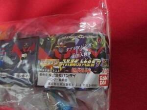 【ガシャポン】HGシリーズ スーパーロボット大全集7 暗黒代将軍編 全6種6個