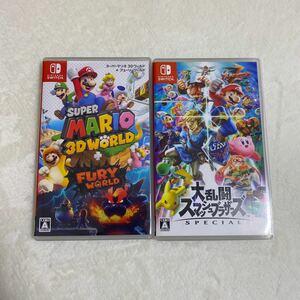 大乱闘スマッシュブラザーズSPECIAL Switch Nintendo SUPER MARIO 3D WORLD
