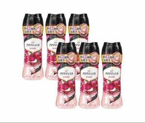 レノアハピネス アロマジュエル アンティークローズ&フローラルの香り 本体(470ml*6個セット)