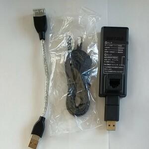 バッファロー WLI-UTX-AG300/C (11n/a/g/b 300Mbps対応 無線LAN子機)