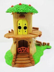 S201223-150 シルバニアファミリー/赤ちゃん広場のあそびの樹のお家
