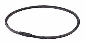 カーボンブラック 50cm ファイテン(phiten) ゼネラルモデル RAKUWAネック ネックレス 50cm