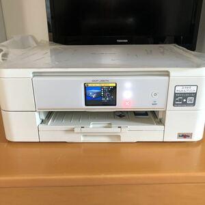 ジャンク brother DCP-J567N インクジェットプリンター 通電濟み