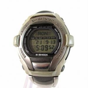 カシオジーショック CASIO G-SHOCK 腕時計 デジタル クオーツ ジークール G-COOL GT-000 グレー メンズ