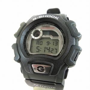 カシオジーショック CASIO G-SHOCK 腕時計 デジタル クオーツ エクストリーム X-treme DW-004 黒 ブラック メンズ