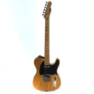 フェンダー Fender TELECASTER テレキャスター エレキ ギター 日本製 J番 1989-1990年製 同梱不可