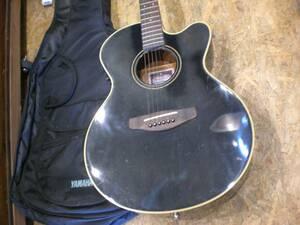 未点検 ヤマハ COMPASS エレアコ CPX-5/BL YAMAHA アコースティックギター
