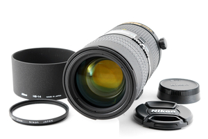 Nikon ニコン AF Micro マイクロ NIKKOR 70-180mm f/4.5-5.6 D ED [美品]