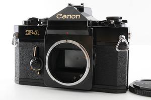 Canon キャノン F-1 Late model 後期 35mm SLR Film Camera フィルムカメラ 595152 [美品]