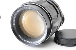 Pentax ペンタックス Super-Takumar 85mm f/1.9 MFレンズ M42マウント 単焦点 [並品]