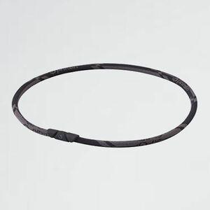 新品 目玉 ネックレス ファイテン(phiten) 1-K4 カ-ボンブラック 50cm RAKUWAネック ゼネラルモデル