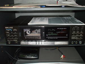 TEAC(ティアック) カセットデッキ V-900X 動作品