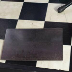 バーベキュー鉄板6ミリ300×200キズありのため格安