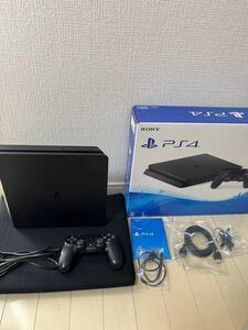 PlayStation4 ジェットブラック 500GB CUH-2000AB02