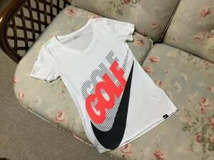 美品☆ナイキ ゴルフ NIKE GOLF Tシャツ M