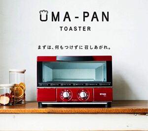 【新品未開封】タイガー魔法瓶(TIGER) オーブントースター うまパントースター レッド KAE-G13N-R クーポン対象