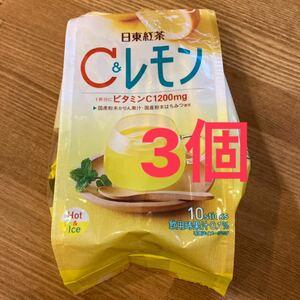 日東紅茶 レモン Cレモン C&レモン レモネード