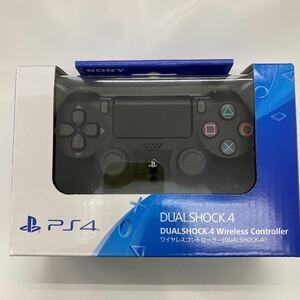 新品 PS4 純正 コントローラー デュアルショック4 DUALSHOCK4 ジェットブラック