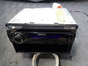 ケンウッド KENWOOD I-K55 CD オーディオ チューナー レシーバー I-K55 MP3 WMA AAC対応 フロントUSB・AUX端子 即決