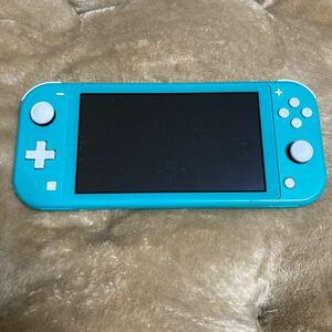 Nintendo Switch Lite ターコイズ ニンテンドー スイッチ ライト ターコイズ 中古本体