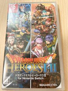 ドラゴンクエストヒーローズI・II for Nintendo Switch☆新品未開封品☆