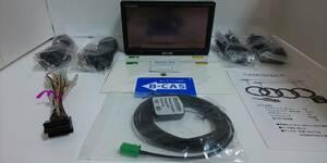 HDD楽ナビHRZ990zz最終モデル.フィルムアンテナ一式新品.4×4地デジフルセグ.4倍速録音.DVD.オービス入り.動作保証☆