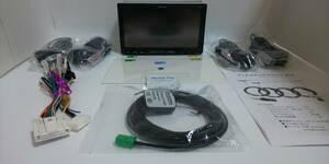 メモリーナビC9PA.4×4フルセグ.BLUETOOTH.12倍速録音.疑似5.1ch.SD.DVD.USB.HDMI.フィルムアンテナ一式新品.動作保証☆