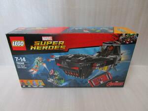 レゴ (LEGO) スーパー・ヒーローズ アイアンスカル サブアタック 76048 新品 未開封 未使用 同封可
