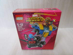 レゴ (LEGO) マーベル スーパーヒーローズ マイティマイクロズ スターロード vs ネビュラ 76090 新品 未開封 未使用 同封可