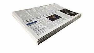 1㎏ 未使用 英字新聞 ラッピング 日本国内発行 英語 新聞紙 包装 おしゃれ きれい かわいい ギフト プレゼント (1㎏)