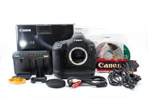 ★並品★ Canon EOS 1DX BODY キヤノン 付属品完備 元箱付 #881