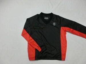 ★超美品★ KAPPA GOLF カッパゴルフ 2wayVネックウインドジャケット メンズ(L)