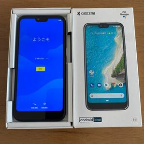Androidone S6★SIMロック解除済
